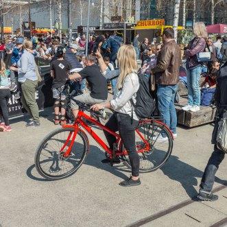 30. März 2019, Zürich, Urbanbike-Festival