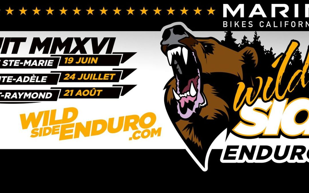 Marin Wildside Enduro at Mont Ste Marie