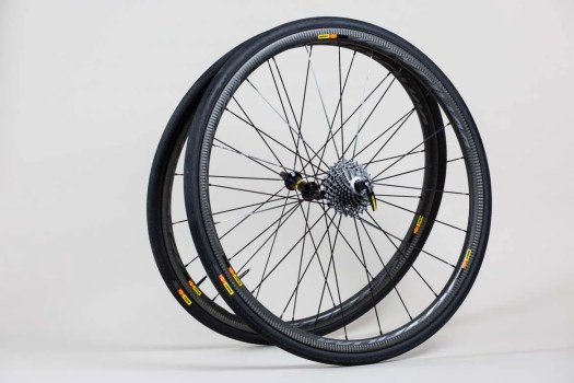 Technical FAQ: Mavic tubeless tires, 12-speed chain on 11-speed group