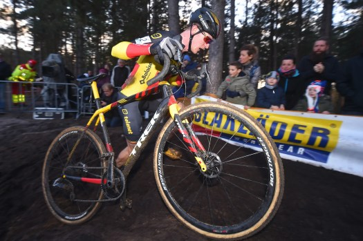 Q&A: Toon Aerts on the coming 'cross season — and his new bike