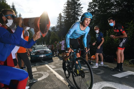 Report: Astana interested in re-signing Miguel Ángel López