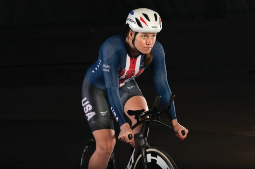 Tokyo Olympics: Jennifer Valente is the new queen of U.S. track cycling