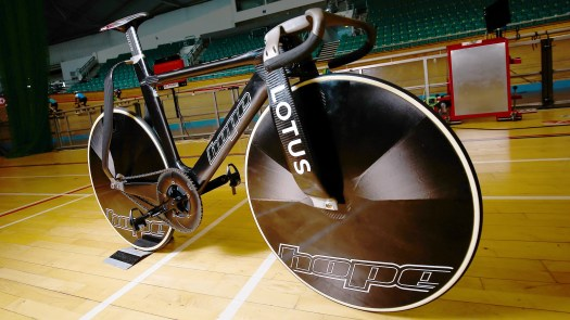 VN tech ticker Olympic edition: Wild-looking bikes on the track, 3D-printed goodies