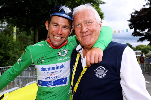 Report: Deal for Mark Cavendish to stay with Deceuninck-Quick-Step not done yet
