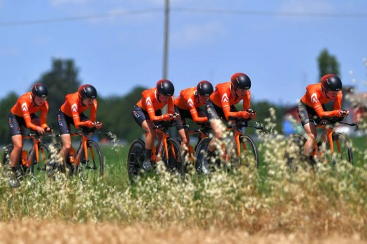 Rally Cycling aims for UCI Women's WorldTour in 2022