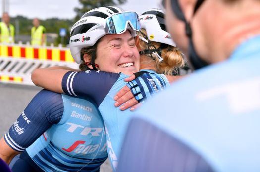 VN news ticker: Chloe Hosking wins Stage 3 of Tour Féminin l'Ardèche, No worlds for Tom Dumoulin