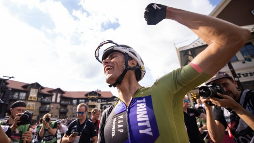 Christopher Blevins becomes first American to win MTB World Cup since 1994
