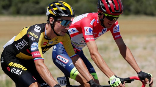 Vuelta a España: What Sepp Kuss, Egan Bernal, and other stars said after stage 17