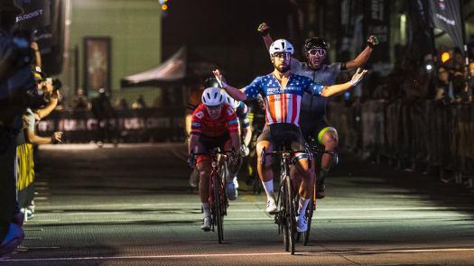 Tina Pic, Danny Estevez win USA CRITS ninth stop in El Paso