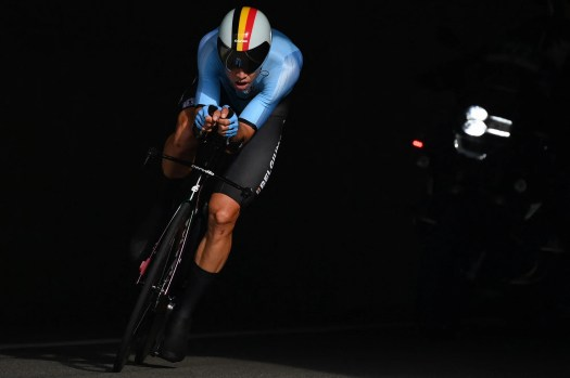 Wout van Aert wishing for harder world championships time trial ahead of showdown with Küng, Ganna