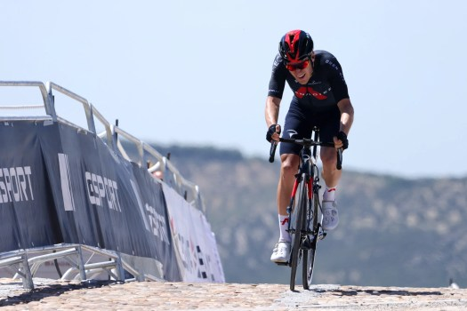 Ethan Hayter: The 'next big thing' in British cycling rises the ranks at Ineos Grenadiers