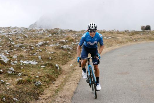 Movistar terminates contract with Miguel Ángel López after Vuelta a España meltdown