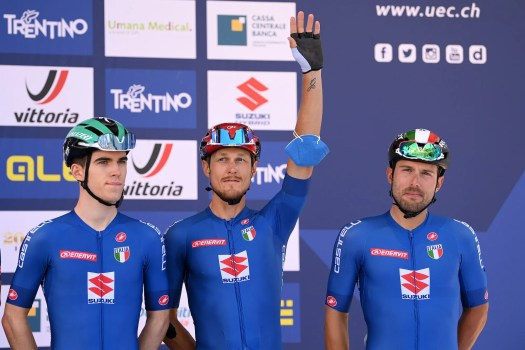 Matteo Trentin and his ongoing quest for the rainbow jersey