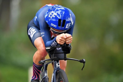 World championships: Lawson Craddock and Brandon McNulty looking for more in road race after quiet TT start