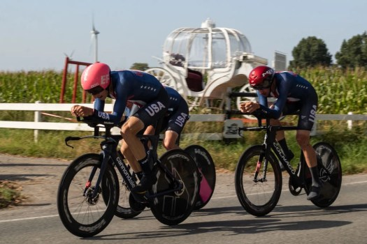 Is the mixed team relay good and should it be an Olympic event? We ask the riders