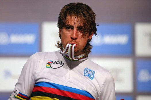 Ranking the favorites for the men's world championship road race, from Wout van Aert through Peter Sagan