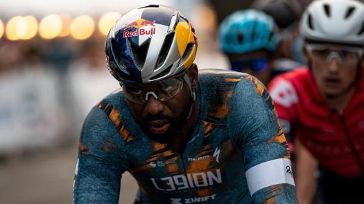 Justin Williams has a $100,000 plan to save American bike racing