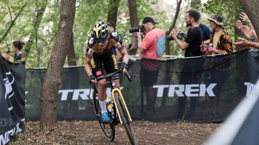 Marianne Vos (finally) takes a break after Paris-Roubaix-cyclocross blitz