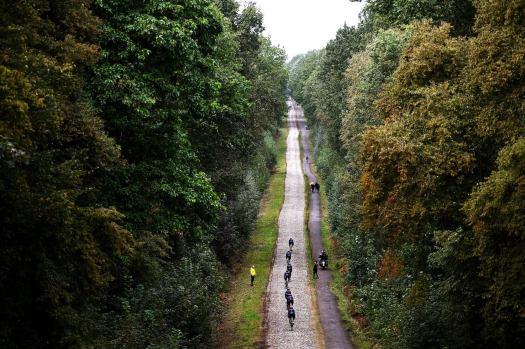 Rain pours heavy ahead of long-awaited return of Paris-Roubaix
