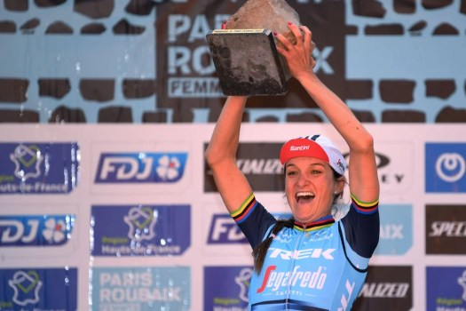 Lizzie Deignan: Women's cycling is making massive leaps, but it is sustainable