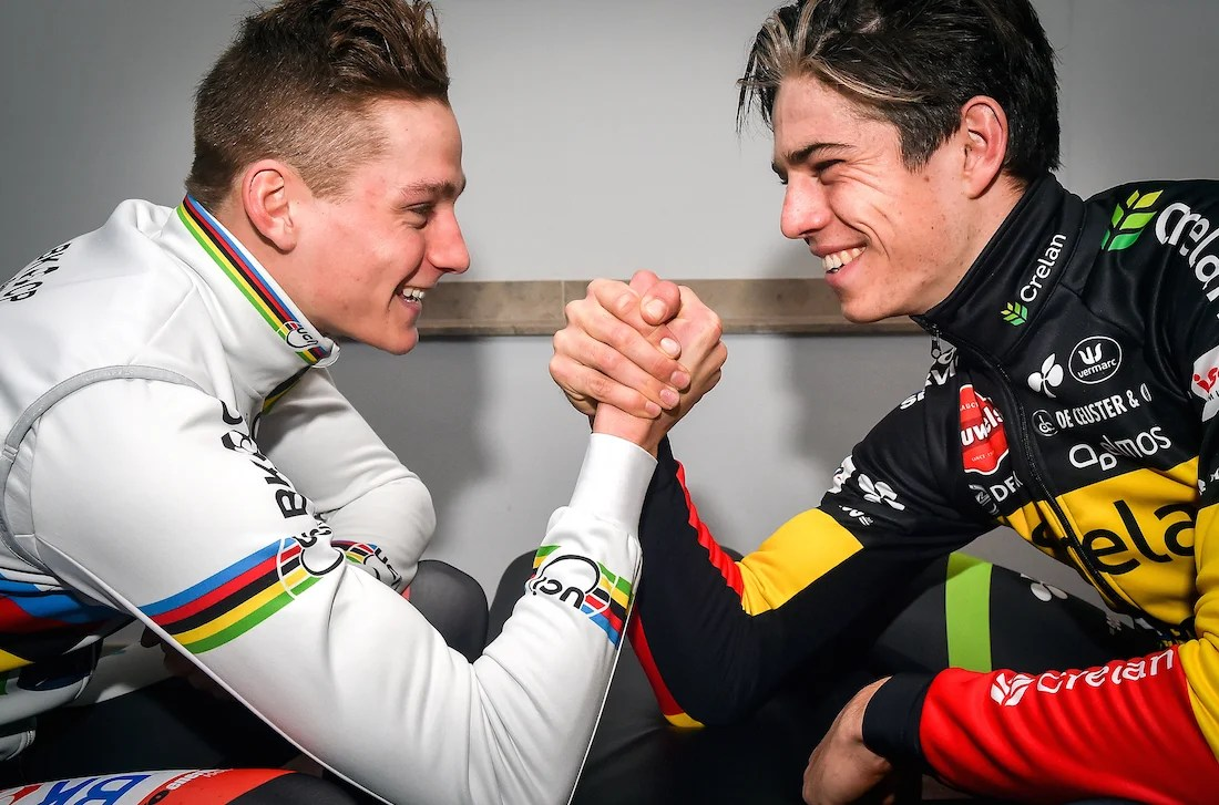 https www velonews com news cyclocross mathieu van der poel just fine thanks asking