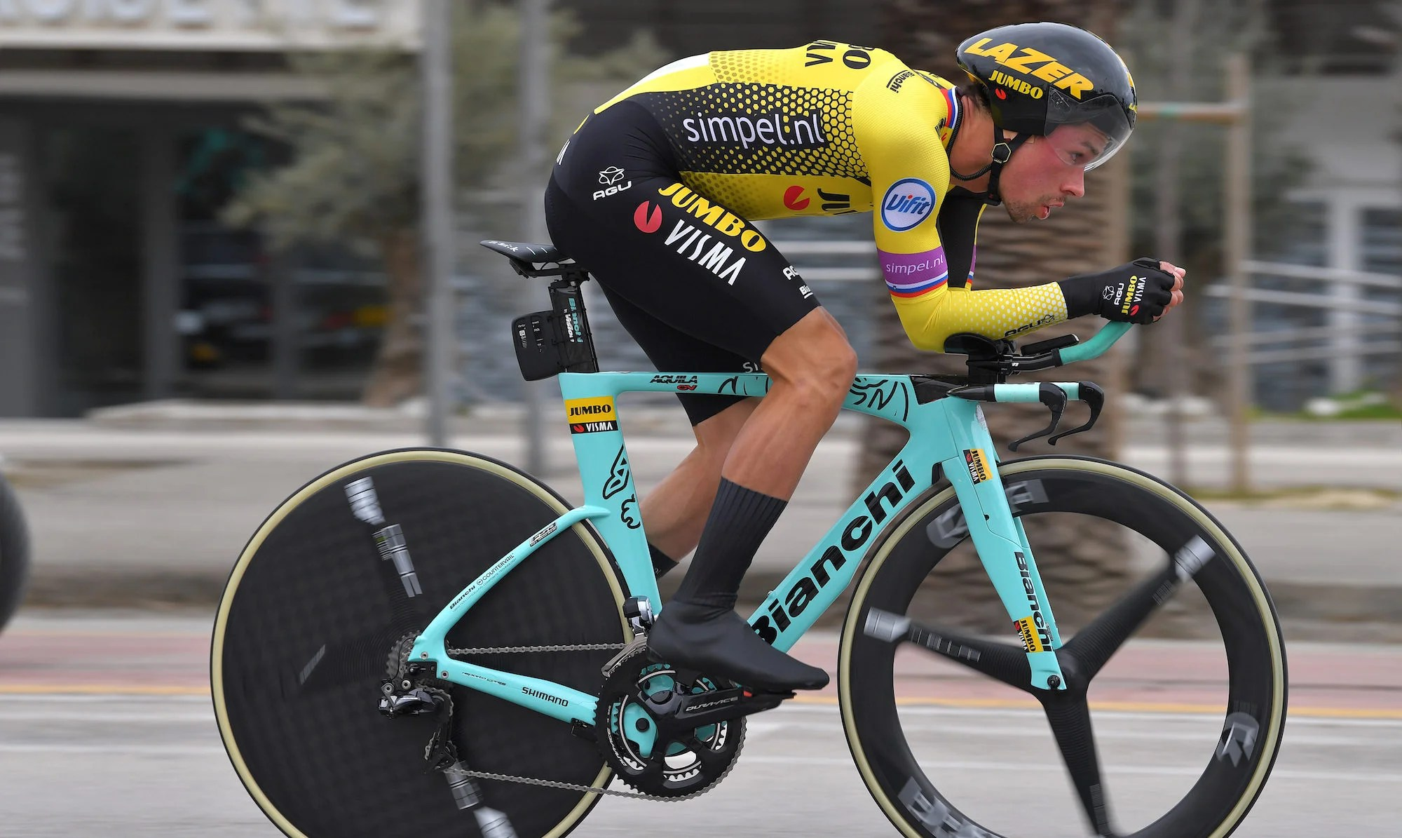 https www velonews com events tirreno stage 7 roglic wins gc by a whisker in final tt
