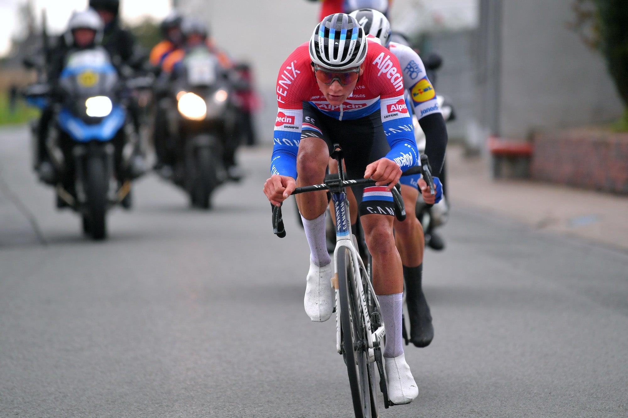 https www velonews com news alpecin fenix engages road mode as mathieu van der poels grand tour debut beckons