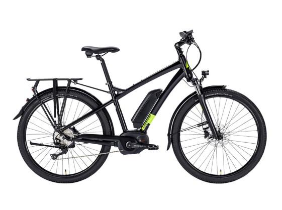 Vélo Electrique Lapierre Overvolt Explorer 800 2018
