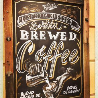Endlich richtiger Kaffee