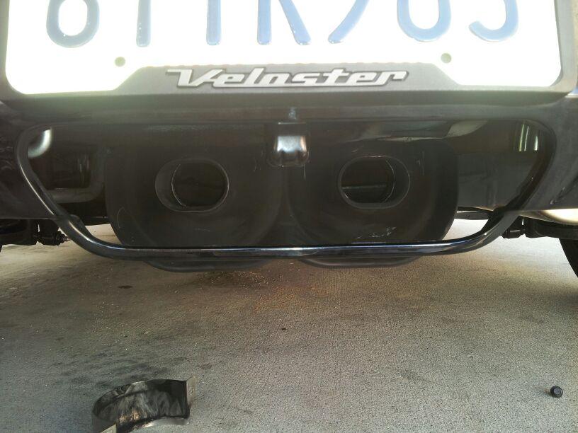 exhaust tips stock or swap veloster