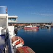 Frederikshavn Havn Fra Stena line