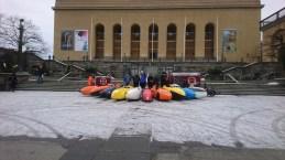 Göteborg Velomobil Parade Gruppe billeder (3)