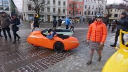 Göteborg velomobil parade (1)