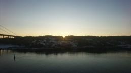 Skøn morgen på vej fra Göteborg (9)