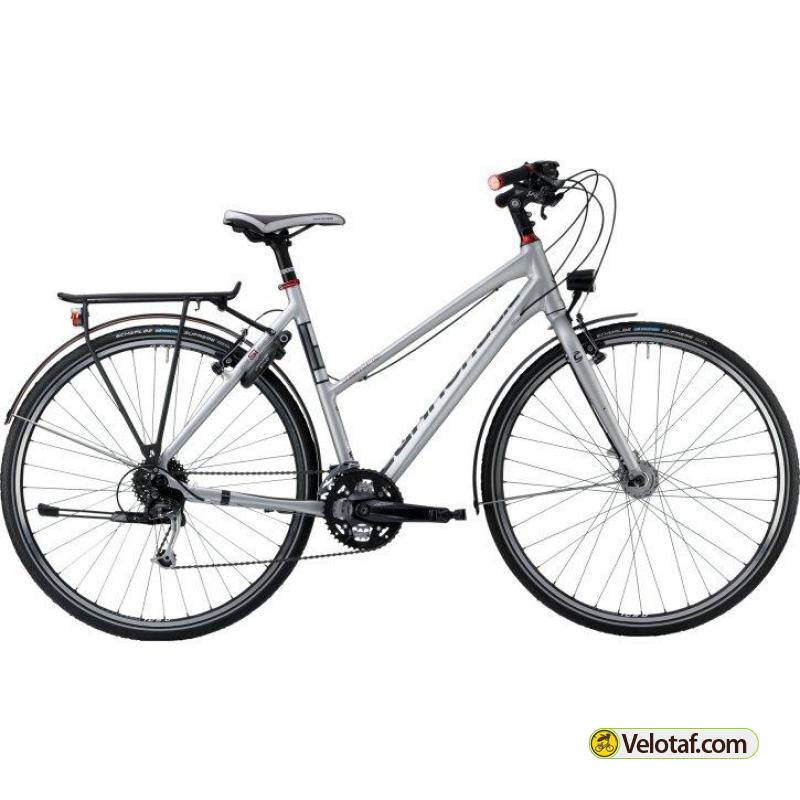 Guide d'Achat : Cannondale Tesoro 3 Mixte