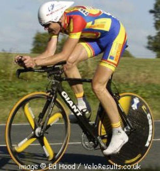 Jason MacIntyre - two-times British Champion!