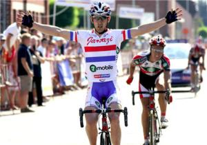 Winning the Tour of Thailand last year was a highlight for Alex.