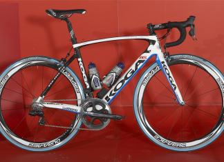 Skil's Team Bike.