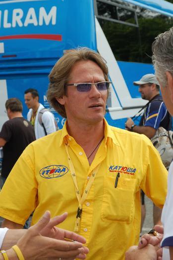Hardman, Sergei Outchakov.