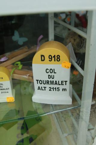 le tour de france 2010 stage 17 pau col du tourmalet top two