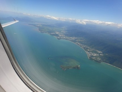 My last look at Cairns for a while.
