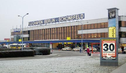 Berlin Airport at last.