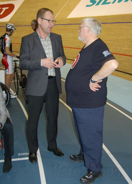 The true definition of legend - Hans Henrik Orsted, catches up with Kris.