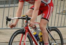 I'm into equipment, my Flanders Pro Team is a great machine, and I'm looking forward to using my new Onix Bikes.
