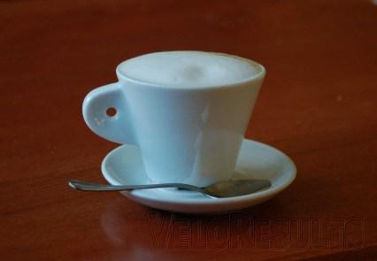 A proper coffee.