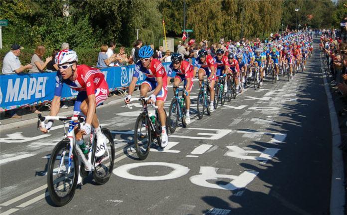 World Road Race Championships 2011