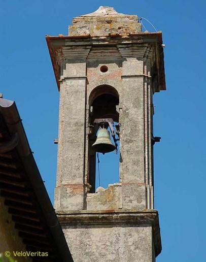 Lovely belltower.