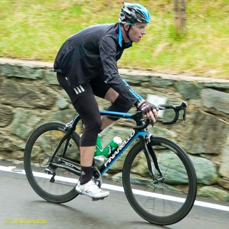 Ian Stannard looked chilled-through.