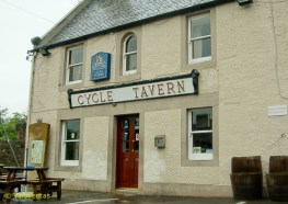 The famous Cycle Tavern.