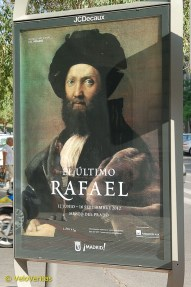 What, there's a Raphael exhibition in town?!